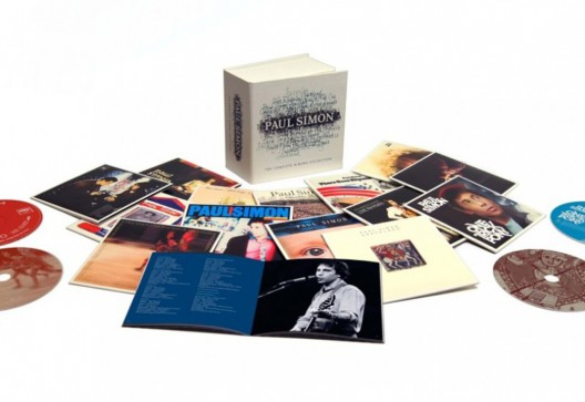 Pre-order Paul Simon 15 CD The Complete Albums Collection