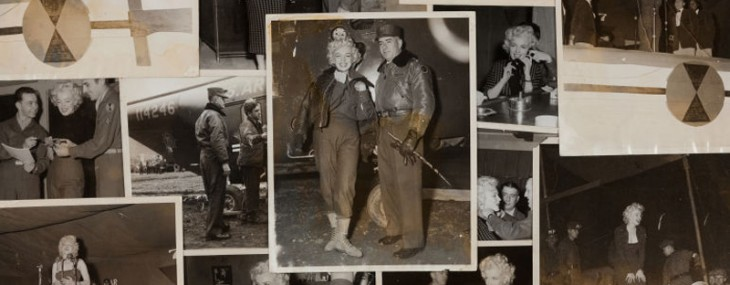 Marilyn Monroe photos emerge for auction
