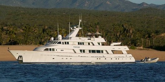 IYC Sign Superyacht Piano Bar For Sale