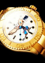 New Popeye Rolex Yachtmaster Watch