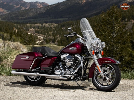 Harley-Davidson unveils 2014 community-driven Project RUSHMORE models