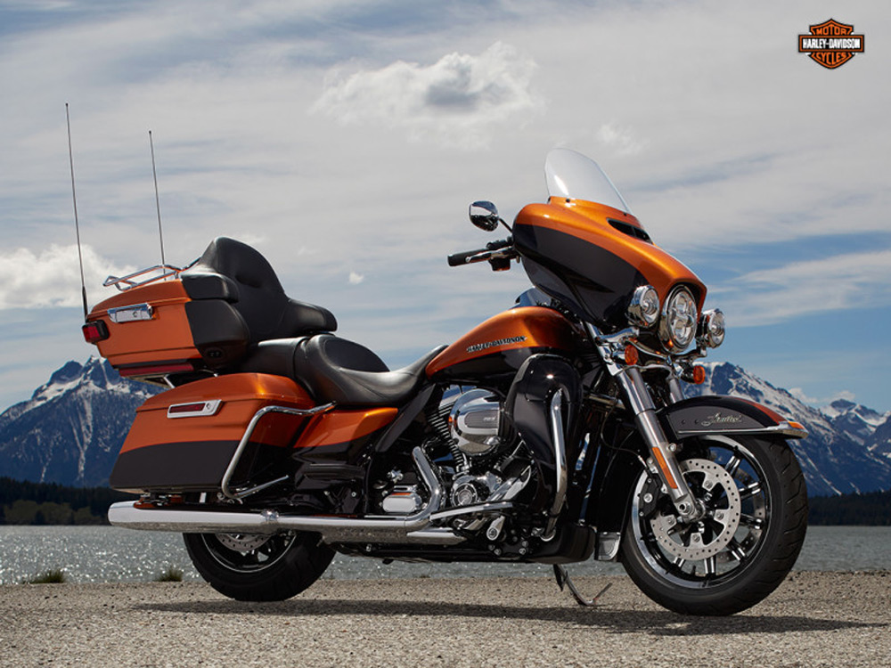 Harley Davidson: Harley-Davidson Unveils Project Rushmore