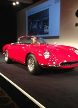 Rare 1967 Ferrari 275 GTB/4 NART Spider Sold For $25Milion At RM Auction
