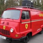 Renault Estafette From The Rush Movie On Auction