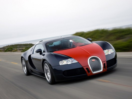 British Holders Vehicle Contracts rents Bugatti Veyron
