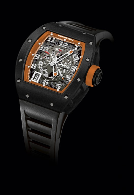 RICHARD MILLE PRESENTS THE RM 030 AMERICAS LIMITED EDITION