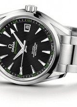 "Omega Seamaster Aqua Terra 150M ""Golf"" Watch signed by Rory Mcllroy for Charity Auction"