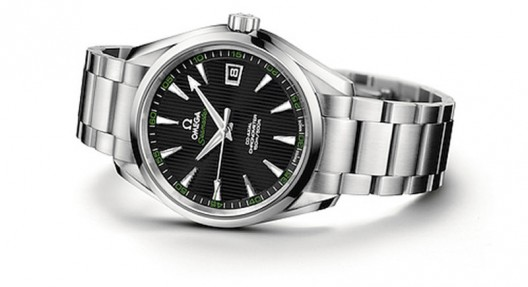 """Rory Mcllroy signed Omega Seamaster Aqua Terra 150M """"Golf"""" timepiece to be auctioned for charity"""