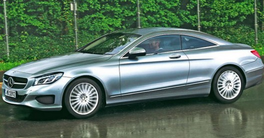 S-Class Coupe will replace the current Mercedes CL