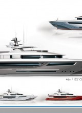 Setzer Offers First Look At New American Motoryachts Series