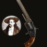 Wild Bill Hickok's Smith And Wesson No. 2 Revolver At Bonhams