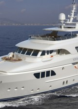 Sofia, A New Moonen Superyacht