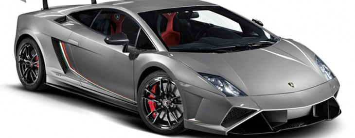 Lamborghini Gallardo LP 570-4 Squadra Corse will hit the roads for $260,000