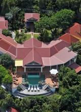 Steve Martin's St. Barts Villa For Rent