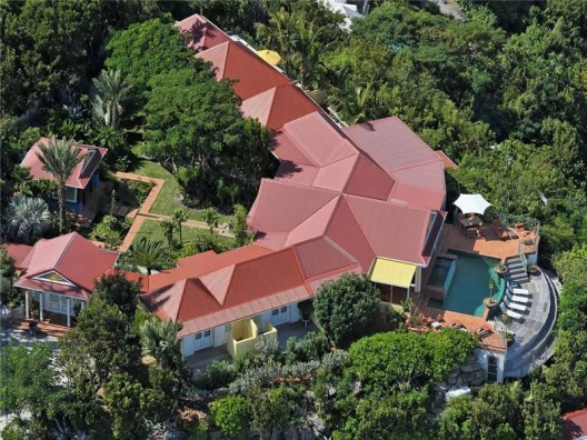 Steve Martin's St. Barts Villa Still Waiting for a Buyer