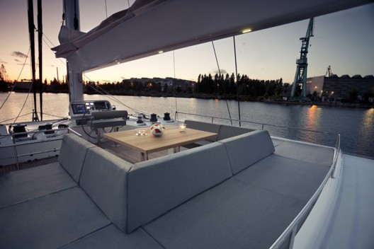 Sunreef Launches the First Carbon-Fiber Catamaran