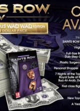 Super Dangerous Wad Wad Edition of Saints Row IV – Just One for $1 Million