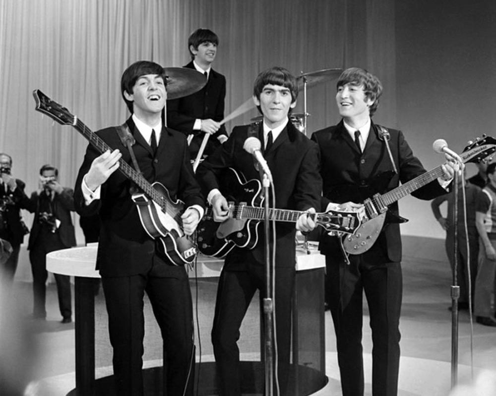 Résultats de recherche d'images pour «Les Beatles 1962»