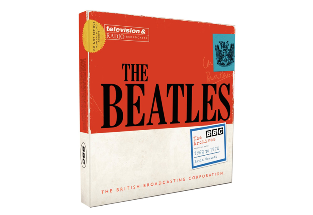 The Beatles / The BBC Archives: 1962-1970 hardcover book