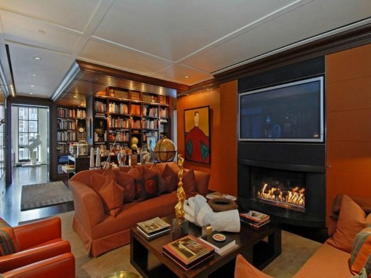 Located at 60 Warren Street, New York, this magnificent TriBeCa Penthouse was priced at $28,000,000
