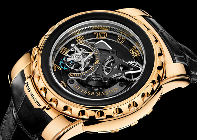 Ulysse Nardin Freak Phantom unveiled