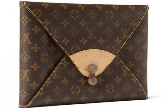 For only $6,000 you can get a limited edition of Visionaire Special Fashion Louis Vuitton leather case
