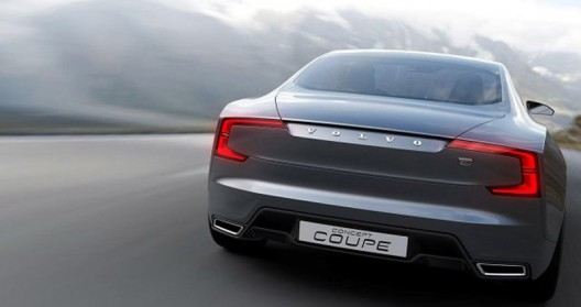 New Concept from Volvo that was presented on the eve of the Frankfurt fair is one of those cars