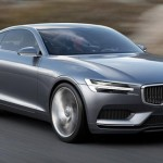 New Volvo Concept Coupe Hybrid