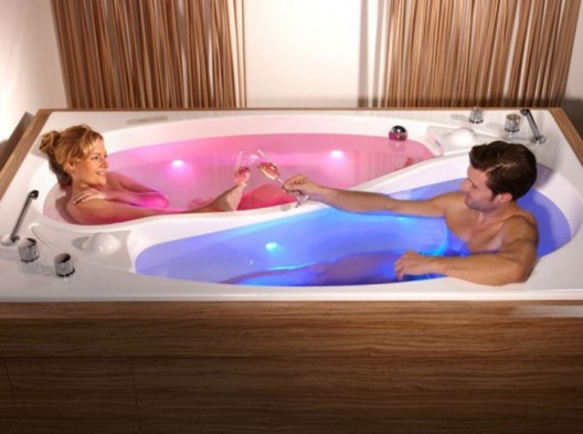 New Ying Yang Couple Bath Could Be Yours For $55,000