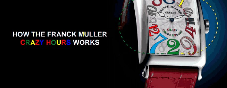Franck Muller celebrate the 10 anniversary of the Crazy Hours