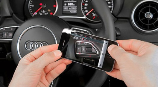Metaio and Audi AG Release Interactive Augmented Reality Manual