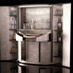 Extravagant Linley's Tectonic Bar