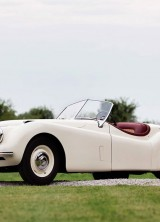 1951 Jaguar XK120 Roadster At RM Auction