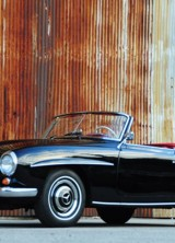 1960 Mercedes-Benz 190SL Roadster On Auctions America