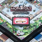 Limited Edition 3D Monopoly New York by Charles Fazzino