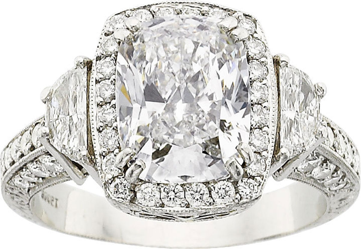 4.07-carat-diamond-platinum-ring-by-Michael-Beaudry