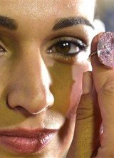 $60 Million Pink Star Diamond at Sotheby's Could be the Highest Price Ever Paid