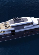 Zuccon Superyacht Design Presents New 92m Yacht Concept at The Monaco Yacht Show
