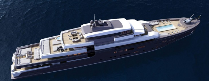 ZUCCON SUPERYACHT DESIGN PRESENTS THE 92 SYD DISCOVERY NEW PROJECT