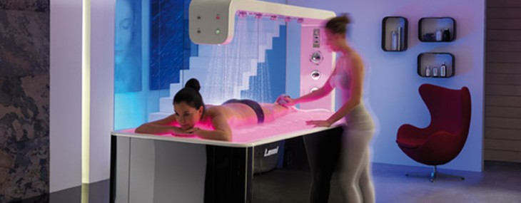 An advanced cabin that offers most of the popular spa treatments in the comfort of your home