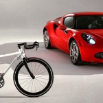 Instead Alfa Romeo 4C, Americans Will Get A Bike