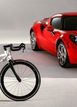 Instead Alfa Romeo 4C, Americans Will Get A Bike