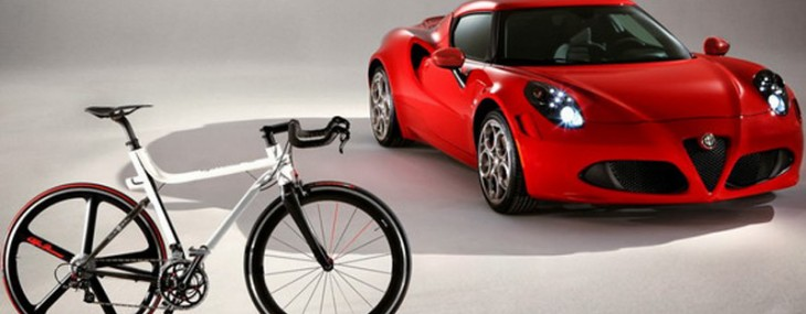 "Alfa has unveiled IFD Bicycle (""Innovative Frame Design""), for US market"