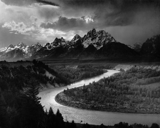 Ansel-Adams-The-Tetons-and-the-Snake-River