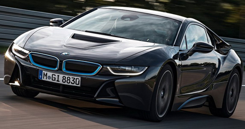 BMW i3 has been presented, and now the serial i8, at a cost of $167,000, will be presented at Frankfurt Motor Show.
