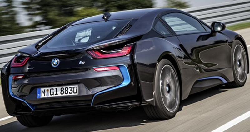 Serial BMW i8 Officially At Frankfurt Motor Show - eXtravaganzi