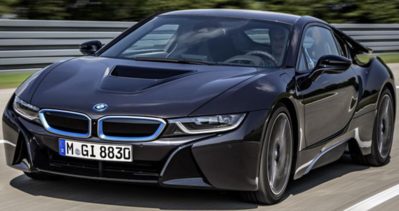 Bmw I3 Has Been Presented And Now The Serial I8 At A Cost Of