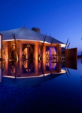 Sleeping in the Middle of the Dessert – Banyan Tree Al Wadi Resort in the United Arab Emirates