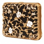 Alexander Mcqueen Bible Book Rigid Clutch