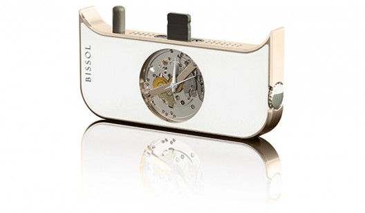 Bissol unveils 2000 Calibre mobile timepiece for iPhone 5S